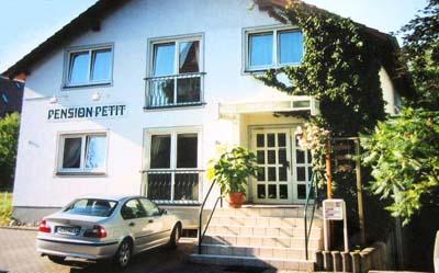 Leipzig pension petit for Pension in leipzig